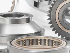 Characteristics of thrust ball bearings